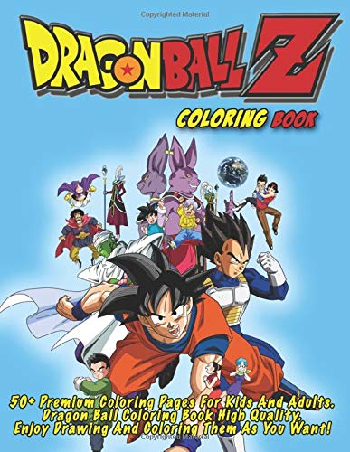Free Dragon Ball Z Coloring Pictures Tag: 33 Marvelous Dragon Ball ...   500x387