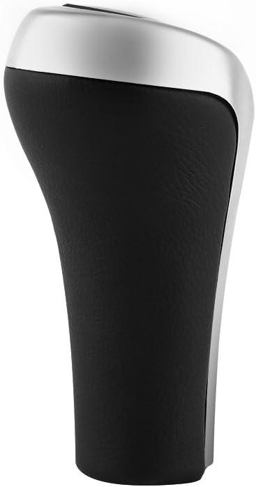Qiilu 6 Speed Manual Car Gear Shift Knob Stick Head For BMW E36 E46 E39 E34 Z3 E90 E91 E92 X1 X3 X5
