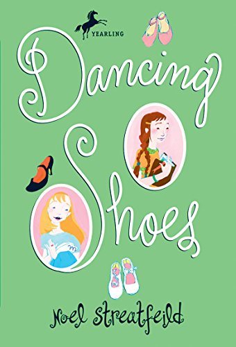 Dancing Shoes (The Shoe Books) (Shoes Book Dancing)