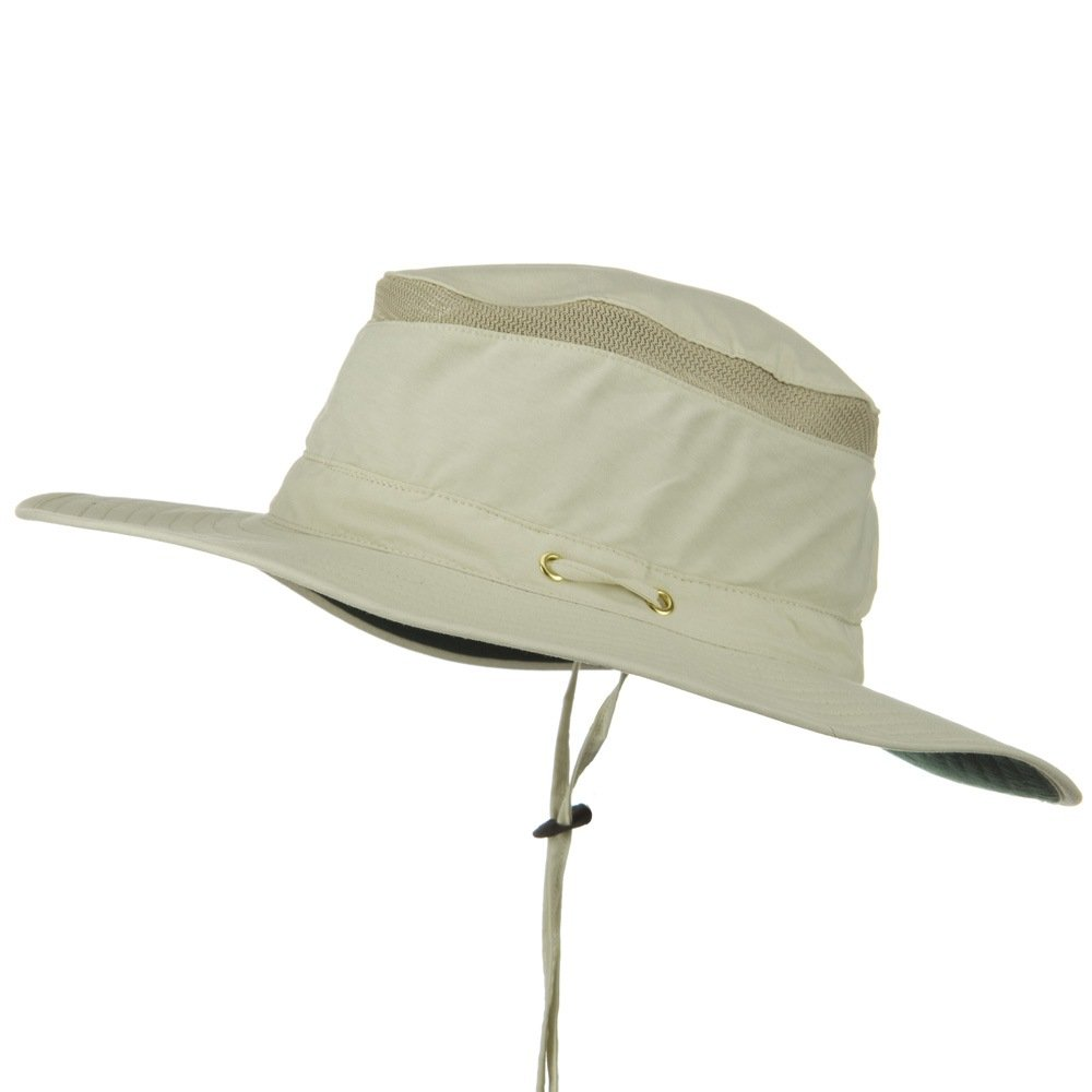 Outback Sun Protection Hat Stone W07S67C