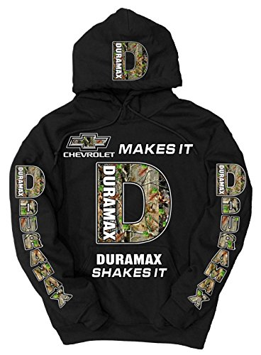 Chevy Makes Duramax Shakes Hoodie product image