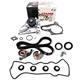 toyota camry 1998 oil pump seal - NEW TCK199WPVC-1 (163 TEETH) Timing Belt Kit (w/ Tensiner Springs & Oil Seals), Water Pump Set, & Valve Cover Gasket with Spark Plug Tube Seals for 87-01 Toyota 2.0L & 2.2L DOHC