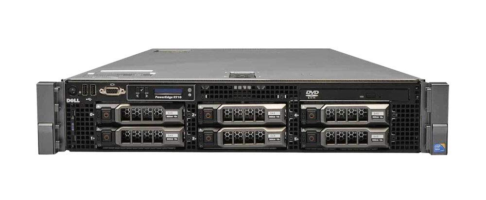 Amazon com: Dell PowerEdge NAS Server, 2 x Intel X5650 6
