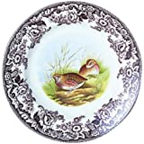 Spode Woodland Quail Dinner Plate