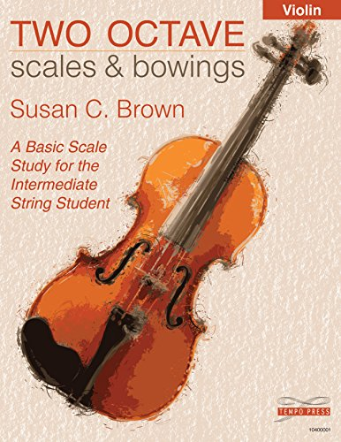 (Two Octave Scales and Bowings - Violin)