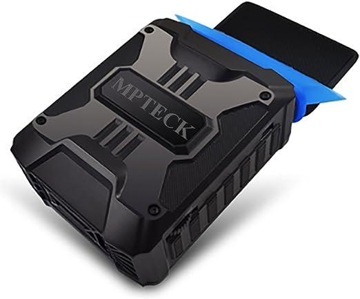 MPTECK @ Refrigerador Portátil Ordenador Portátil Aspiradora de ...