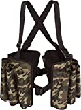 24 Pack Beer & Soda Can Holster Belt - Camouflage Design - By EZ Drinker