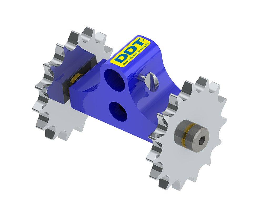 Albion Engineering 875-1 Delamination Detection