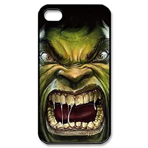 Dacase iPhone 4,4S Case, Hulk Custom iPhone 4,4S Cover
