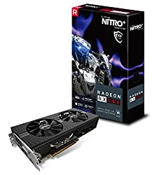 Sapphire 11265-01-20g Radeon Nitro+ Rx 580 8gb Gddr5 Dual Hdmi Dvi-d Dual Dp With Backplate (Uefi) Pci-e Graphics Card