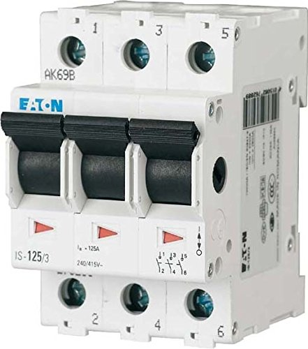 40A Eaton 276272 Hauptschalter 400V 3P