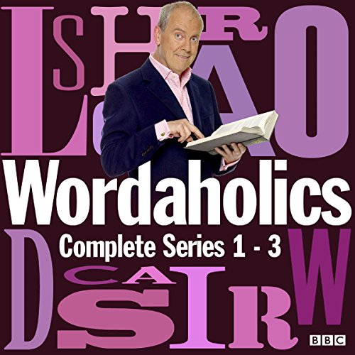 Wordaholics: The Complete Series 1-3: The Word-Obsessed BBC Comedy Panel Show