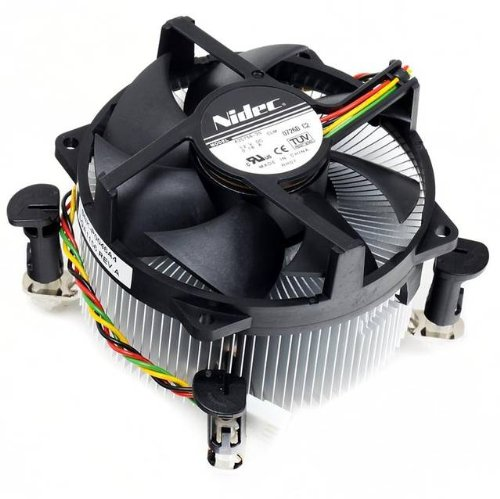 Supermicro SNK-P0046A4 2U+ Active Heatsink For LGA1156/ 1155/ 1150 by Supermicro