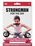 Best NPW Gags - NPW NP26498 Strongman for The Day Kit, Black Review
