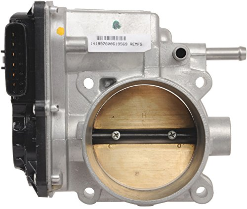A1 Cardone 67-8006 Electronic Throttle Body (Remanufactured Toyota Trucks V6 (Toyota 4runner Throttle Body)