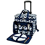 Best Cooler Wheels - Picnic at Ascot 330-SCB Equipped Picnic Cooler on Review