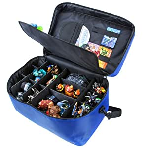 Storage and Carrying Case For Skylanders and Disney Infinity Figures - Extra Large (Xbox360/PS3/Wii/3DS/PC)