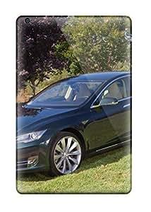 Hot New Tesla Model S 40 Skin Case Cover Shatterproof Case For Ipad Mini 1537119I18209907