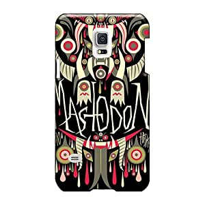 Best Hard Cell-phone Case For Samsung Galaxy S5 Mini With Provide Private Custom Stylish Mastodon Pattern DeanHubley