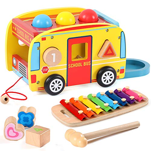 Lewo Pounding Xylophone Educational Toddlers product image