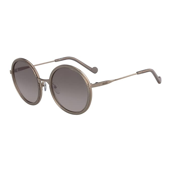 0f919d56246 Sunglasses Liu Jo LJ 696 S 290 NUDE at Amazon Men s Clothing store