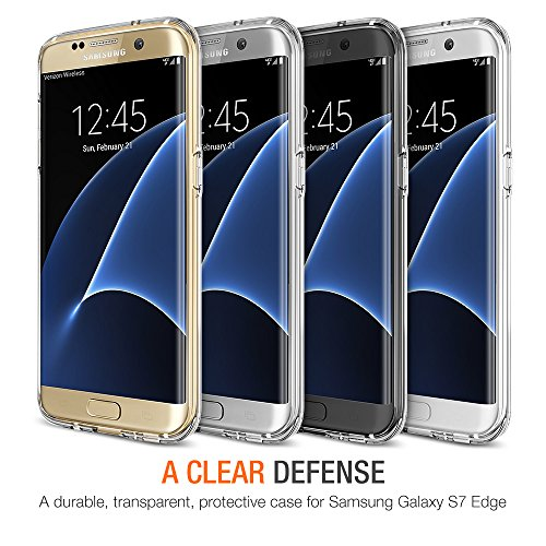 Buy clear case for galaxy s7 edge