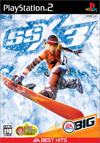 SSX3 (EA Best Hits) [Japan Import]