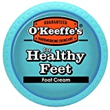 Image of O'Keeffe's for Healthy Feet Foot Cream, 3.2 oz., Jar