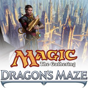 M:TG Dragon's Maze Set of 5 Intro Packs