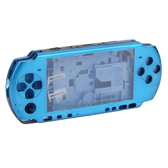 Amazon.com: Aramox - Carcasa de repuesto para PSP 3000: Toys ...