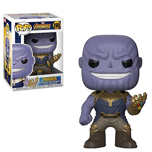 Funko POP! Marvel: Avengers Infinity War - Thanos