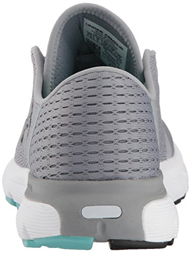 Speedform Running W Gemini Armour Chaussures Vent Ua Gris Femme De 100 steel Under Zq8t4