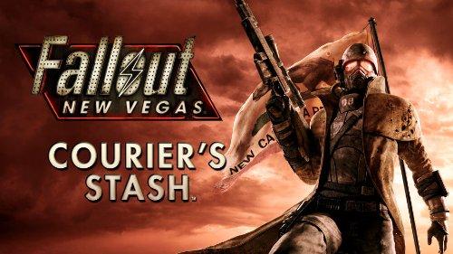 Terrific Amazon Com Fallout New Vegas Dlc 6 Couriers Stash Online Game Short Hairstyles For Black Women Fulllsitofus