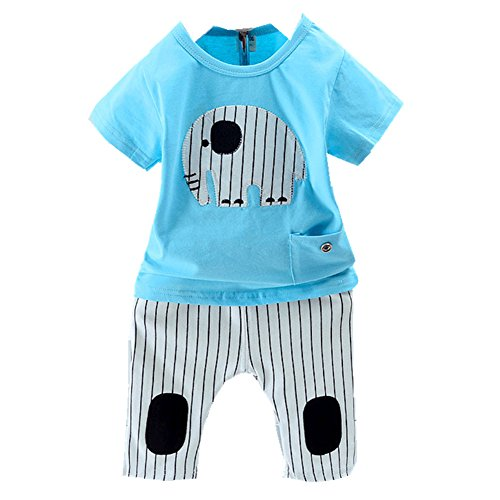 ftsucq-little-boys-cartoon-pattern-striped-two-pieces-shorts-setsblue-110