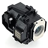 eWo's EPSON ELPLP49 V13H010L49 high quality Projector Lamp Bulb with housing Replacement