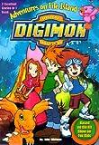 Adventures on File Island (Digimon Digital Monsters)