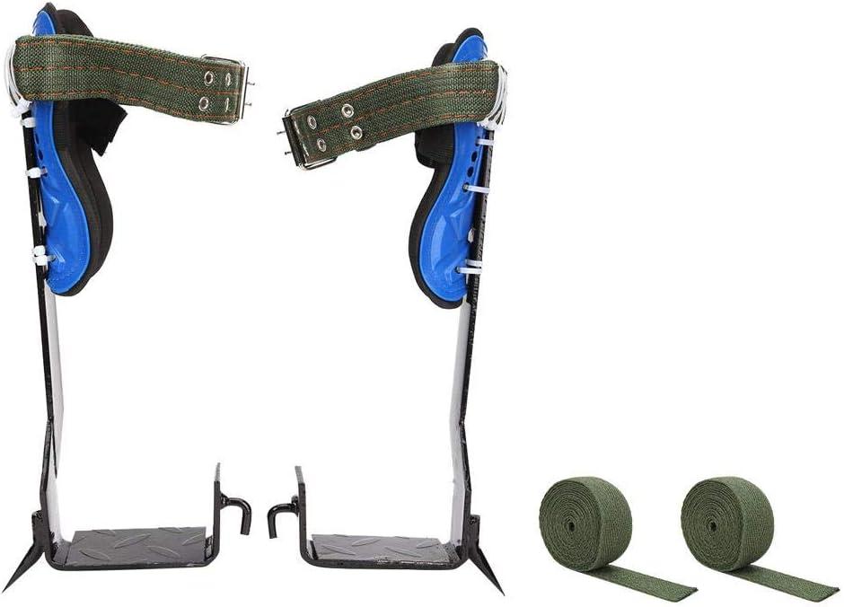 Baumst/änderzubeh/ör 304 SUS Verschlei/ßfeste Outdoor-Sportartikel Garosa Baumkletterkrallenwerkzeug