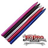(5 Pack) of Multi-Color 3 1/2'' 550 Type III Paracord Fid, Lacing, Stitching Needles by Jig Pro Shop