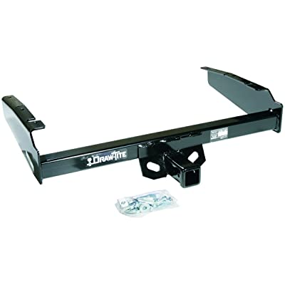 "Draw-Tite 41004 Max-E Loader Hitch with 2"" Square Receiver Tube Opening: Automotive"