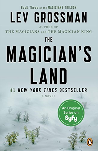 Amazon The Magicians Land A Novel The Magicians Book 3