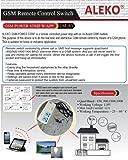 ALEKO LM183 Universal GSM Remote Control Switch
