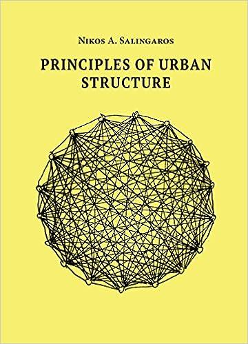 Principles Of Urban Structure Nikos A Salingaros 9789937623322 Amazon Books