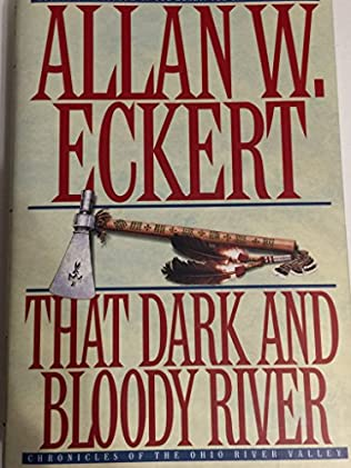 book cover of The Dark and Bloody River