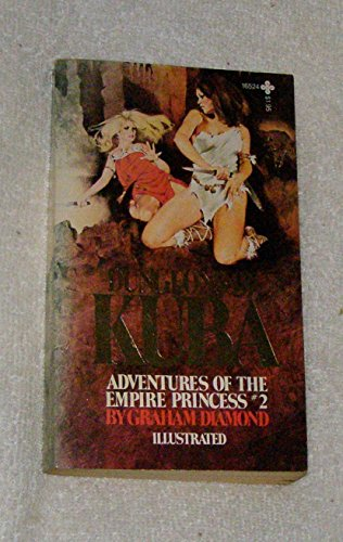 book cover of Dungeons of Kuba