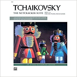 The Nutcracker Suite Opus 71a for One Piano, Four Hands