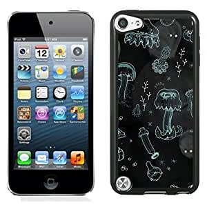 New Beautiful Custom Designed Cover Case For iPod 5 With Under Water Phone Case