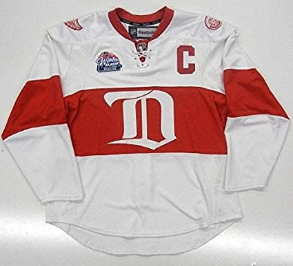 Image Unavailable. Image not available for. Color  Nicklas Lidstrom Jersey  - 2009 Edge Winter Classic 56 4a45c8401