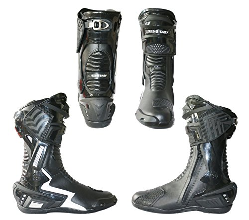 Sportbike Riding Boots - 6