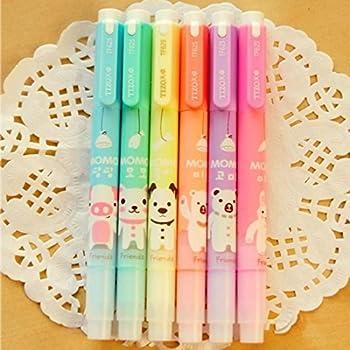 20 Pcs Cute Tide Novelty Ballpoint Pen Stationery Bracelet Pen Ballpoint Pens Korean Stationery School Supplies Free Shipping Office & School Supplies