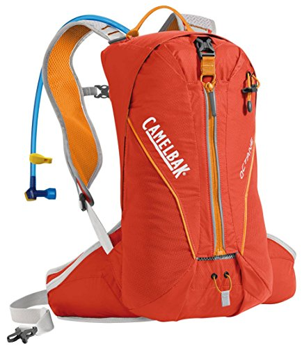 CamelBak 2016 Octane 18X Hydration Pack, Ember/Autumn Glory
